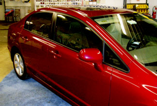 Window Tint - After