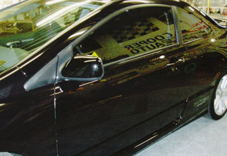 Window Tint -After